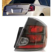 Lanterna Traseira Nissan Sentra Fumê 2012 2013 Direito