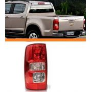 Lanterna Traseira S10 12 2013 14 15 16 Original Esq S/ Led