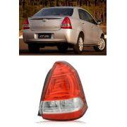 Lanterna Traseira Toyota Etios Sedan12 13 14 15 16  Direito