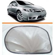 Lente Retrovisor Com Base New Civic 07 08 09 2010 2011 Ld