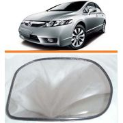 Lente Retrovisor Com Base New Civic 07 08 09 2010 2011 Le