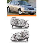 Par Farol Toyota Corolla 2005 2006 2007 2008