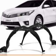 Parabarro Dianteiro Toyota Corolla 2014 2015 Par