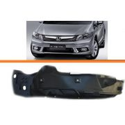 Parabarro Honda New Civic 2012 2013 2014 2015 Esquerdo Novo