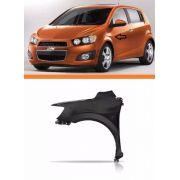 Paralama Chevrolet Sonic Lado Esquerdo Novo