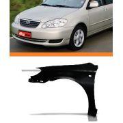 Paralama Corolla 2003 2004 2005 2006 2007 Esquerdo