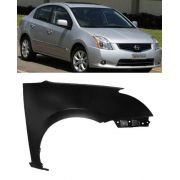 Paralama Nissan Sentra 2007  2008 2009 2010  2011 Direito