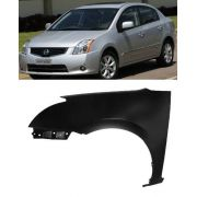 Paralama Nissan Sentra 2007  2008 2009 2010  2011 Esquerdo