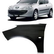 Paralama Peugeot 207 2008 A 2012 Lado Esquerdo