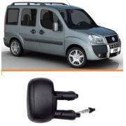 Retrovisor Fiat Doblo 2002 Até 2009 C\controle Lado Direito