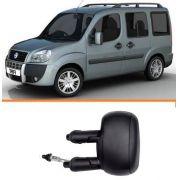 Retrovisor Fiat Doblo 2002 Até 2009 C\controle Lado Esquerdo