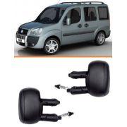 Retrovisor Fiat Doblo 2002 Até 2009 C\controle O Par