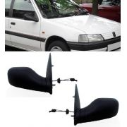 Retrovisor Peugeot 106 96 A 03 Manual C/c Par