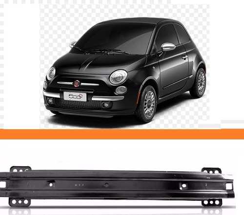 Alma Lamina Parachoque Dianteiro Fiat 500 08 09 10 11 12 13  - Kaçula Auto Peças