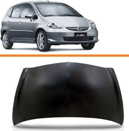 Capo Honda Fit 2003 2004 2005 2006 2007 2008 03 04 05 06 07  - Kaçula Auto Peças