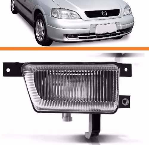 Farol Milha Astra 98 99 2000 2001 2002 Hatch Sedan Direito  - Kaçula Auto Peças