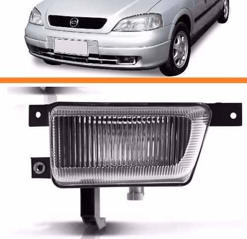 Farol Milha Astra 98 99 2000 2001 2002 Hatch Sedan Esquerdo  - Kaçula Auto Peças