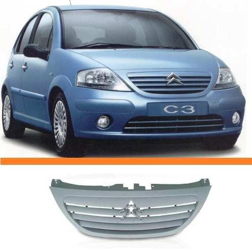 Grade C3 Dianteira 2004 2005 2006 2007 2008 Primer  - Kaçula Auto Peças