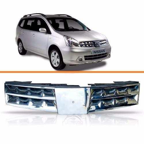 Grade Livina Nissan Cromada 2009 2010 2011 2012 2013 2014  - Kaçula Auto Peças