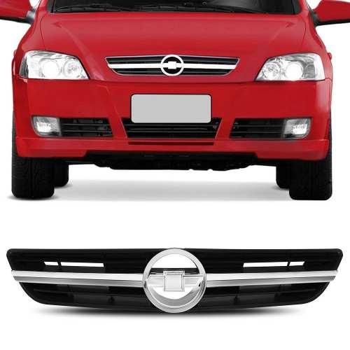 Grade Radiador Astra 2003 2004 2005 2006 2008 2009 2010 2011  - Kaçula Auto Peças
