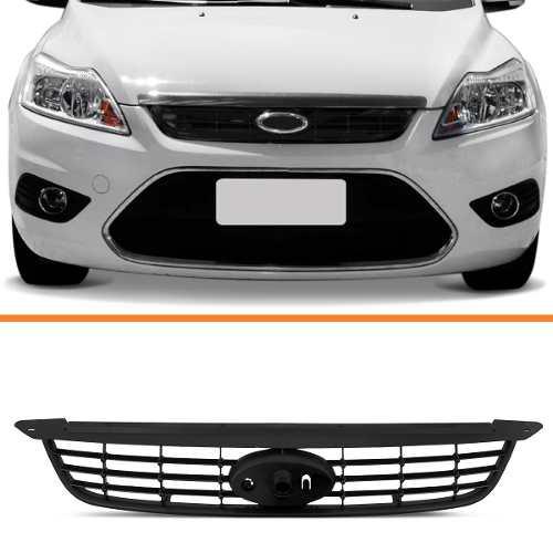 Grade Radiador Focus 2009 2010 2011 2012 2013 Frontal  - Kaçula Auto Peças