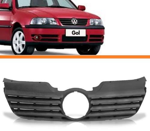 Grade Radiador Gol G3 1999 2000 2001 2002 Dianteira Fase 1  - Kaçula Auto Peças