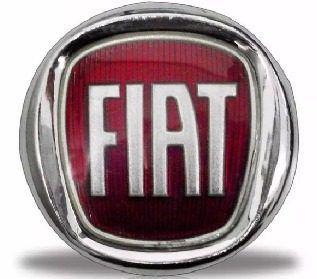 Grade Stilo Friso Vermelha 08 09 10 11 12 Com Emblema  - Kaçula Auto Peças