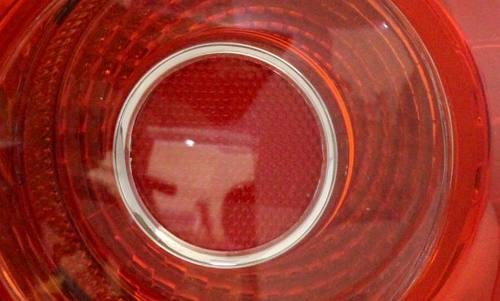 Lanterna Bora 2008 2009 2010 Bicolor Canto Esquerdo  - Kaçula Auto Peças