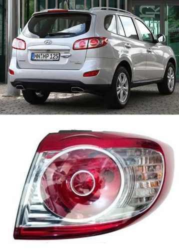 Lanterna Canto Hyundai Santa Fe 2011 2012 2013 Direita  - Kaçula Auto Peças