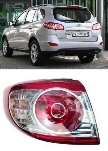 Lanterna Canto Hyundai Santa Fe 2011 2012 2013 Esquerda  - Kaçula Auto Peças