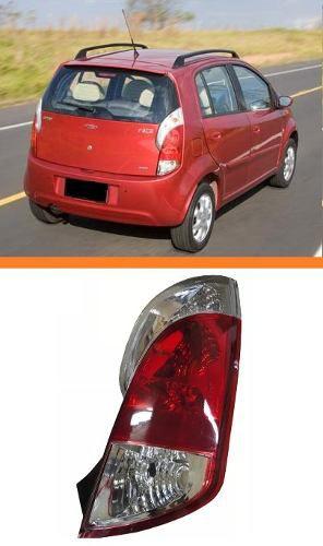 Lanterna Chery Face 2010 2011 2012 2013 2014 2015 Direito  - Kaçula Auto Peças