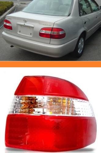 Lanterna Corolla 1999 2000 2001 2002 Nova Direito (canto)  - Kaçula Auto Peças