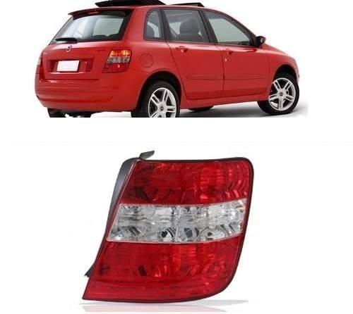 Lanterna Fiat Stilo  2003 2004 2005 2006 2007 Direita  - Kaçula Auto Peças
