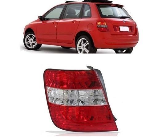 Lanterna Fiat Stilo  2003 2004 2005 2006 2007 Esquerda  - Kaçula Auto Peças