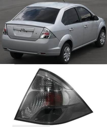 Lanterna Fiesta Sedan 2011 2012 2013 Fume Nova Lado Direito  - Kaçula Auto Peças