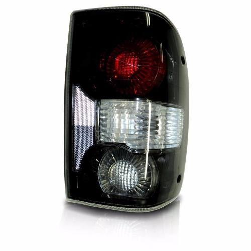 Lanterna Ford Ranger Fumê 2005 2006 2007 2008 Direito  - Kaçula Auto Peças