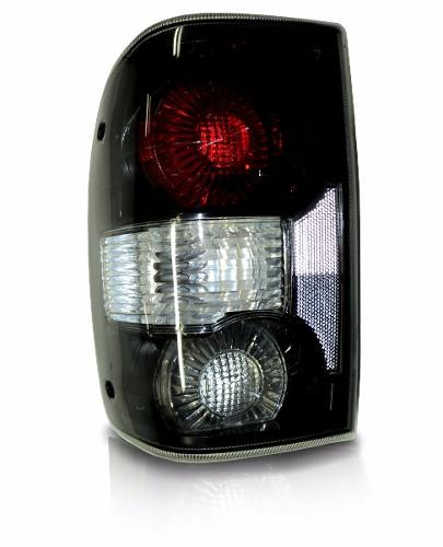 Lanterna Ford Ranger Fumê 2005 2006 2007 2008 Esquedo  - Kaçula Auto Peças