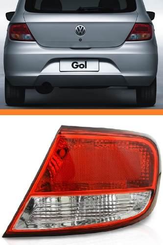 Lanterna Gol G5 2009 2010 2011 2012 Bicolor Original Direito  - Kaçula Auto Peças