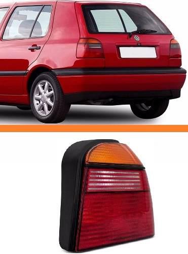 Lanterna Golf 94 97 Tricolor Novo Lado Direita  - Kaçula Auto Peças