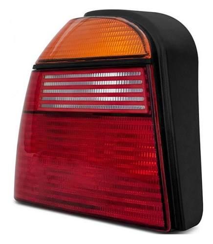 Lanterna Golf 94 97 Tricolor Novo Lado Esquerdo  - Kaçula Auto Peças