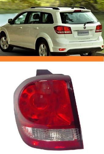 Lanterna Journey 2012 2013 2014 Nova Lado Esquerda Com Led  - Kaçula Auto Peças