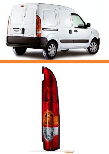 Lanterna Kangoo Furgão Direita Ano 2009 2010 2011 2012 13 14  - Kaçula Auto Peças