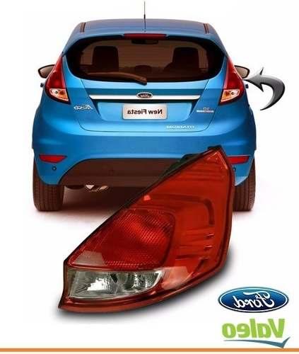Lanterna New Fiesta 2013 2014 Hatch Direita Original  - Kaçula Auto Peças