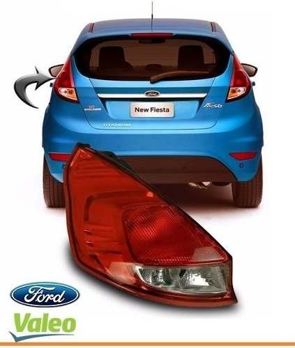 Lanterna New Fiesta 2013 2014 Hatch Esquerda Original  - Kaçula Auto Peças