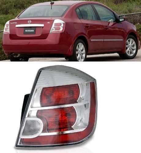 Lanterna Nissan Sentra  2011 2012 2013  Direito  - Kaçula Auto Peças
