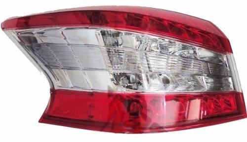 Lanterna Nissan Sentra Ano 2014 2015 C/led Direito  - Kaçula Auto Peças