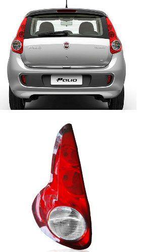 Lanterna Palio Attractive 2012 2013 2014 2015 Nova Esquerda  - Kaçula Auto Peças