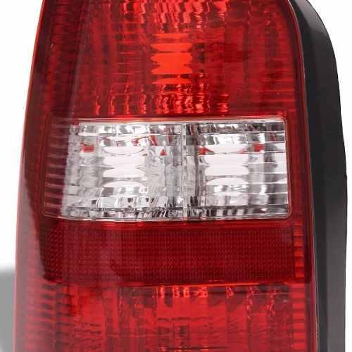 Lanterna Parati G3 2000 2001 02 03 Fase 1 Bicolor Esquerdo  - Kaçula Auto Peças