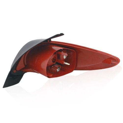 Lanterna Peugeot 207 2008 A 2013 Vermelha Lado Esquerdo  - Kaçula Auto Peças