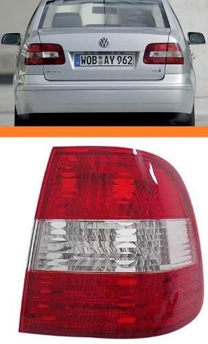 Lanterna Polo Sedan 2003 2004 2005 2006 Lado Direito Nova  - Kaçula Auto Peças